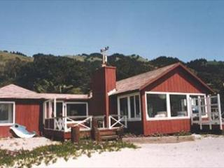 Classic beach house with ocean views - Stinson Beach vacation rentals