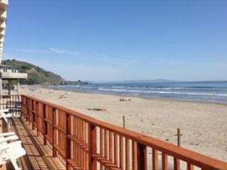 Cozy oceanfront three bedroom, and one bath house. - Stinson Beach vacation rentals