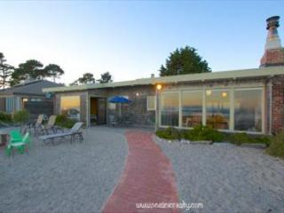 Charming cottage on Seadrift Beach with ocean views - Stinson Beach vacation rentals
