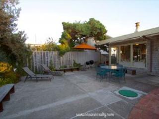 Charming cottage on Seadrift Beach with ocean views - Stinson Beach vacation rentals