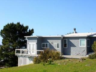 Classic two bedroom home with ocean views - Bolinas vacation rentals