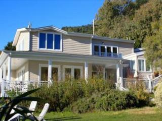 Large estate like home with ocean views, gardens and a private pool! - Stinson Beach vacation rentals