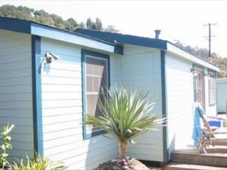 Charming updated casita just one block from the beach. - Stinson Beach vacation rentals