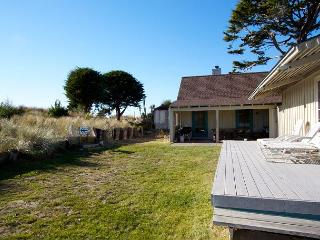 Classic beachfront cottage with sunset views from the dunes - Stinson Beach vacation rentals