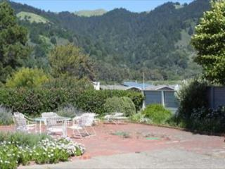 Original Oceanfront Home in Seadrift - Stinson Beach vacation rentals
