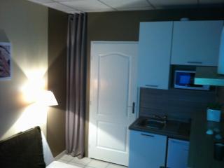 Studio 13m2 rénové, bien équipé, Nancy Centre - Nancy vacation rentals