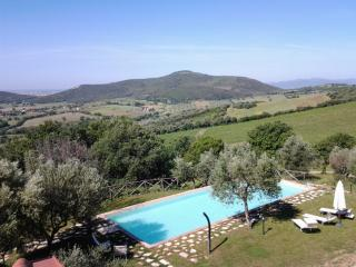 The sea and hills of Tuscany - Campagnatico vacation rentals