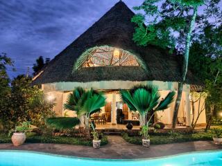 Villa Lalapanzi, Wifi, Free Bike! Private Pool, - Diani vacation rentals