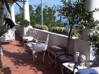 meraviglioso appartamento vista mare in Capri - Capri vacation rentals