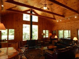 Breezes, a four season house by the lake - Severance vacation rentals