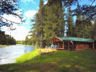 Spectacular Swan River Retreat - Bigfork vacation rentals