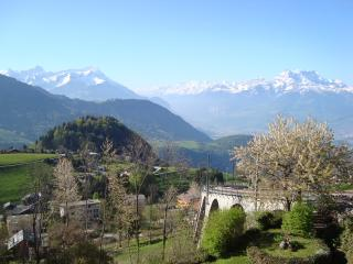 Apartment in Leysin, Swiss Alps - Leysin vacation rentals