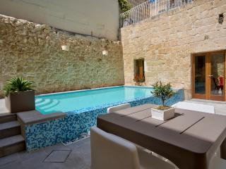 Ta Rozamari house with pool and hot water jacuzzi - Zejtun vacation rentals