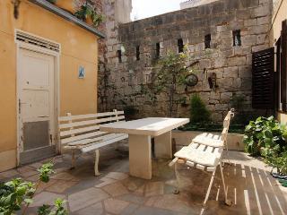 Vintage apartment with garden - Split vacation rentals