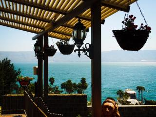 Charming ancient house with view - Tiberias vacation rentals