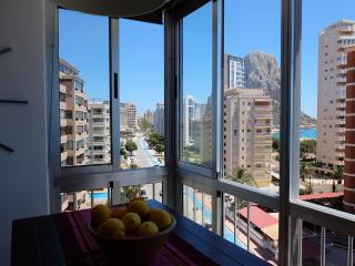 Atlantico sea view, 10 m from the beach Calpe - Calpe vacation rentals