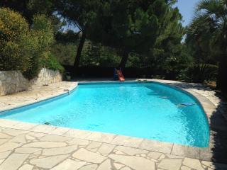 Appartement 140m², Vue mer, Piscine privée - Cagnes-sur-Mer vacation rentals