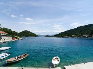 3 bed apt-beachfront-with sea view - Mljet vacation rentals