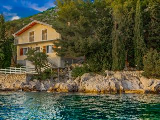 House on the sea with a private beach - Starigrad-Paklenica vacation rentals