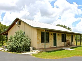 Star Ranch Cottage on 200 Acre Ranch with Hot Tub - Wimberley vacation rentals