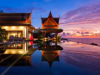 Villa Baan Phu Prana - Luxury 7 bedroom Villa - Bang Tao Beach vacation rentals