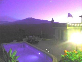 Splendid home marvellous view of Etna & East coast - Gaggi vacation rentals