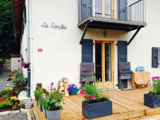New apartment in lovely spot with great deck - Chamonix vacation rentals
