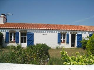 Fisherman's House in Noirmoutier island, L'Epine - L'Epine vacation rentals