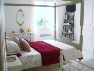 B & B near Royan/Saintes - Vintage Room sleeps 2/3 - Luchat vacation rentals