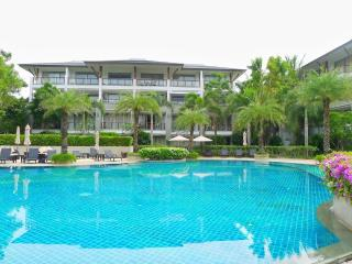 Stunning beach apartment with 2 bedrooms - Nai Thon vacation rentals