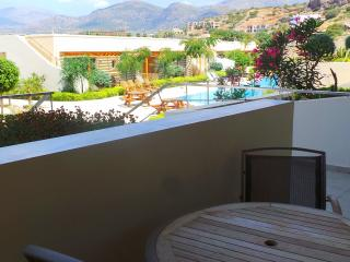 Family friendly Garden Suite with pool view - Makry-Gialos vacation rentals