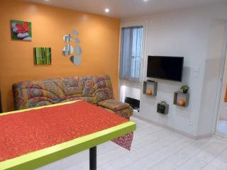 Nice Studio with Television and Microwave - Cerbere vacation rentals