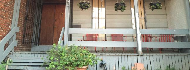 Front Porch - Newly-renovated Capital Hill Home - Washington DC - rentals