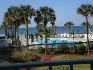 Easy Access First Floor Oceanfront Condo !!!!! - Panama City Beach vacation rentals