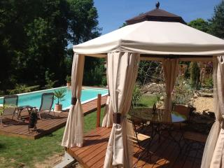 Holiday House Rental Limousin with Swimming Pool - Cussac vacation rentals
