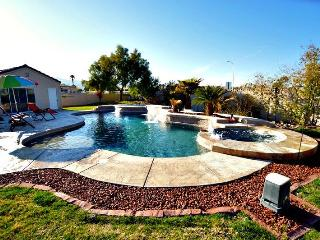 Large Private Pool, Spa, Game Room, Casita NV5975 - Las Vegas vacation rentals