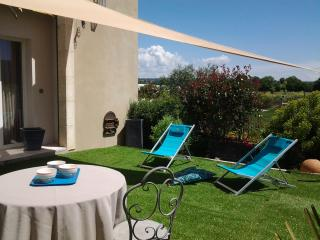 Romantic Gite with Dishwasher and Garden - Cabrieres-d'Avignon vacation rentals