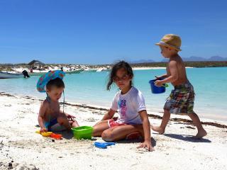 Casa Dorado + Casa Bougainvilleas (+ golf cart!) - Loreto vacation rentals