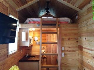Tiny House for Rent Waco, Belton, or Temple Texas - Temple vacation rentals