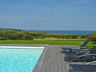 Wonderful property for rent near Saint-Jean de Luz, ocean view - Urrugne vacation rentals