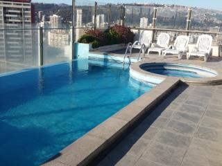 Pleno Centro Viña 1D/1B+Parking - Vistas Caminable - Vina del Mar vacation rentals