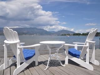 Lakefront 2 Bedroom Beside Eldorado - Kelowna vacation rentals