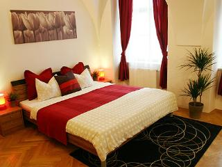 Cozy, affordable apt. 150m from charles bridge (1) - Prague vacation rentals