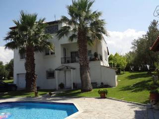 luxury pool villa near the beach - Epanomi vacation rentals