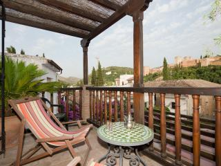 ALBAYZIN - Great family home - spectacular views - Granada vacation rentals