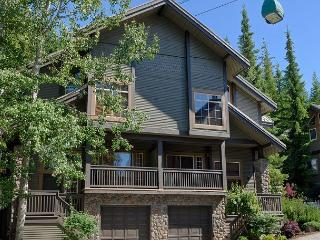 Snowy Creek #18 | Renovated 4 Bedroom Ski-In/Ski-Out Townhome, Media Room - Whistler vacation rentals