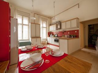 3BDR 10PPL best location for party - Budapest vacation rentals