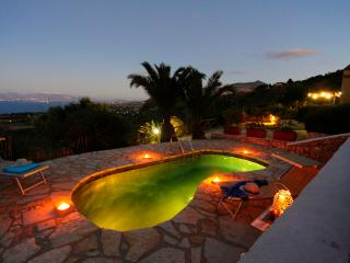 Marvelous Villa with unforgettable view and pool - Scopello vacation rentals