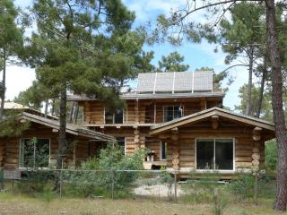 Bright Carcans vacation Cabin with Internet Access - Carcans vacation rentals