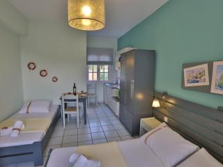 Kini Bay Studio with Balcony & Seas View No6 - Kini vacation rentals